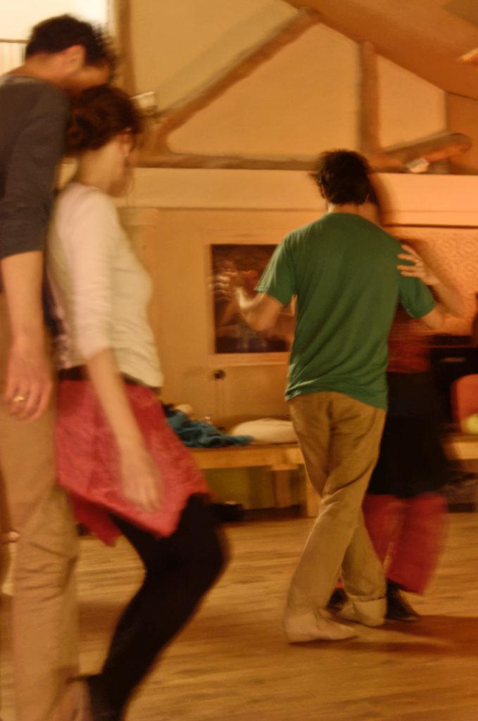 Atelier de Tango-Contact à Toulouse